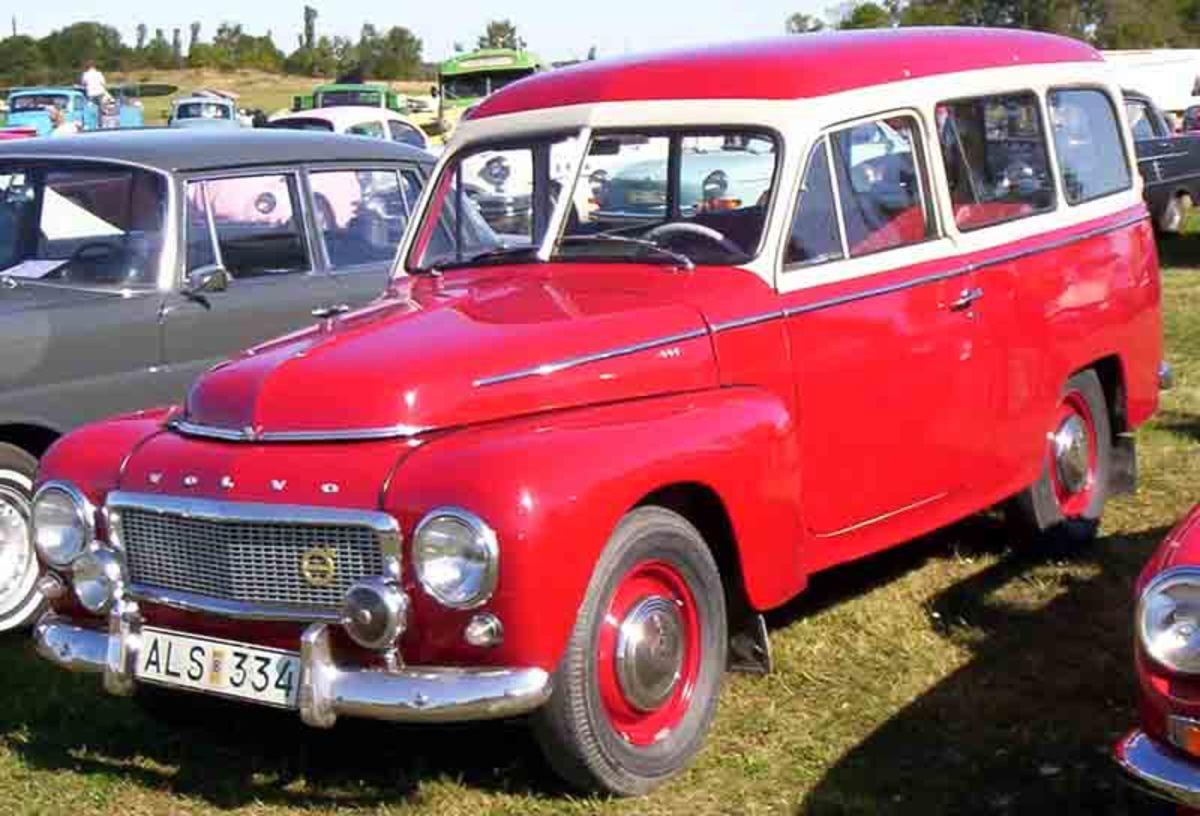 Volvo P455