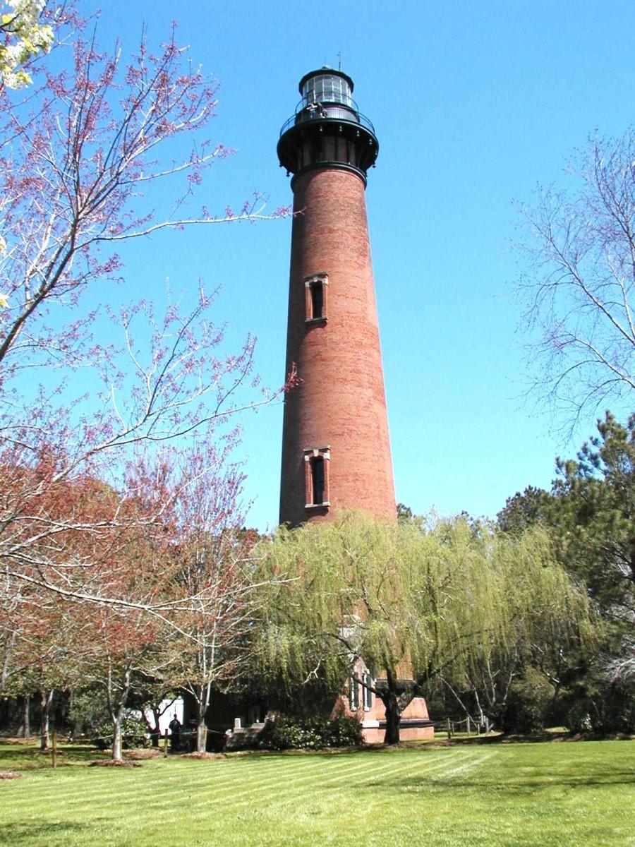Corolla Lighthouse, Outer Banks, North Carolina