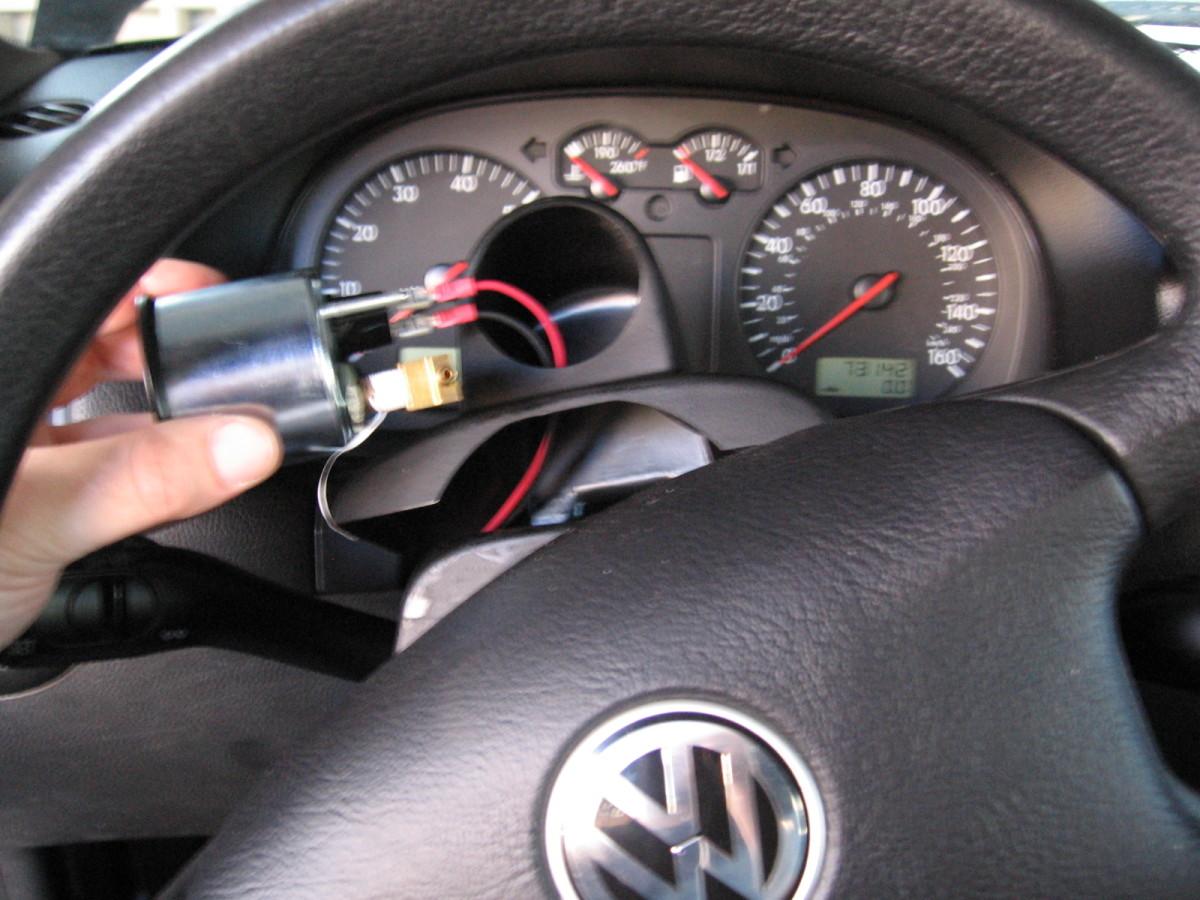 how-install-boost-gauge-wires-mkiv-vwaudi-diy