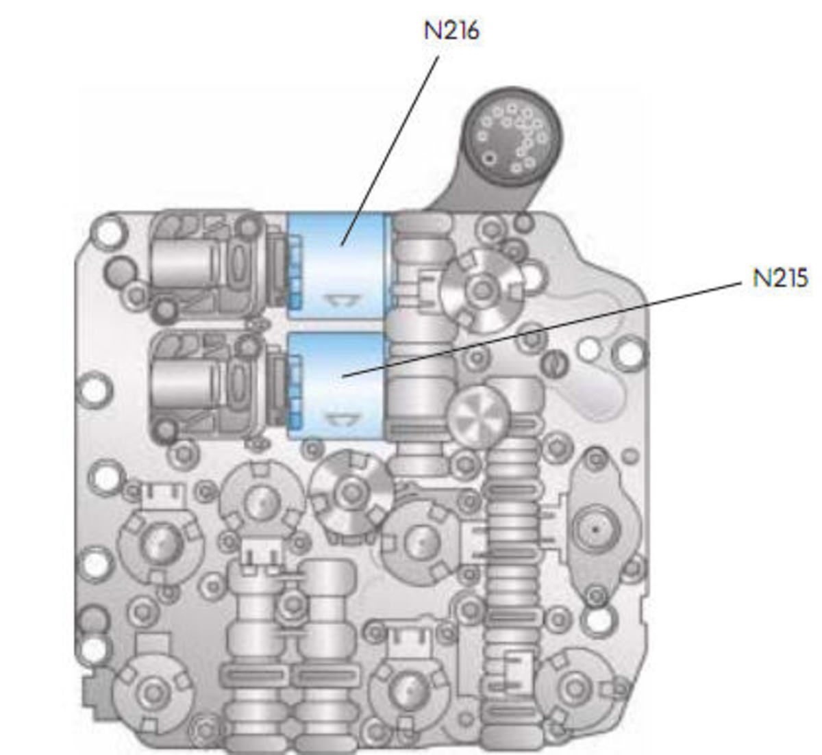 The Mechatronics of the Volkswagen Dual-Clutch Transmission