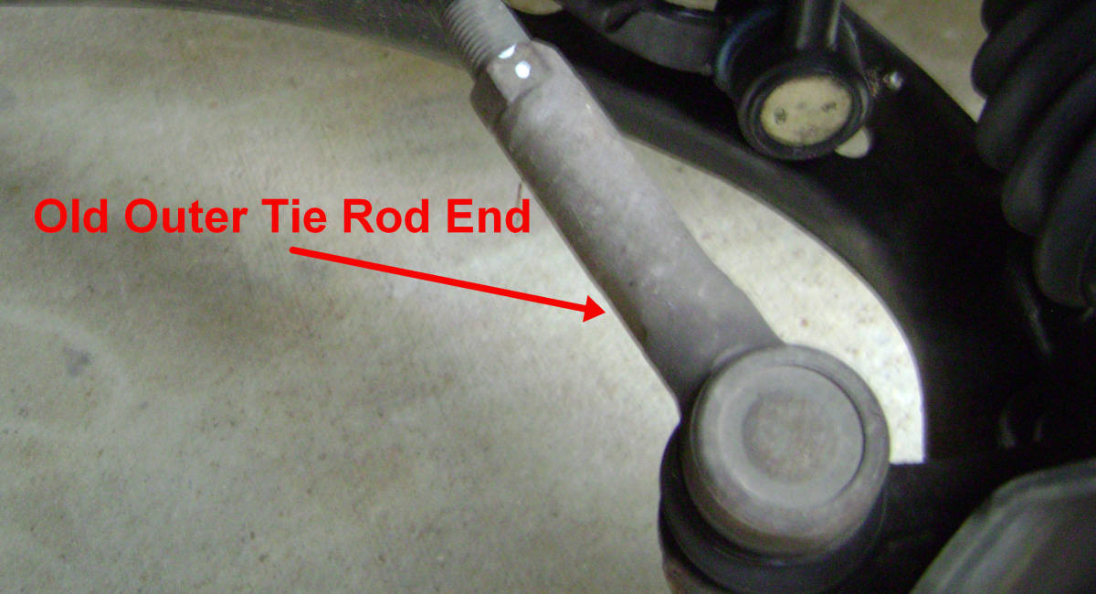 Camry Tie Rod End