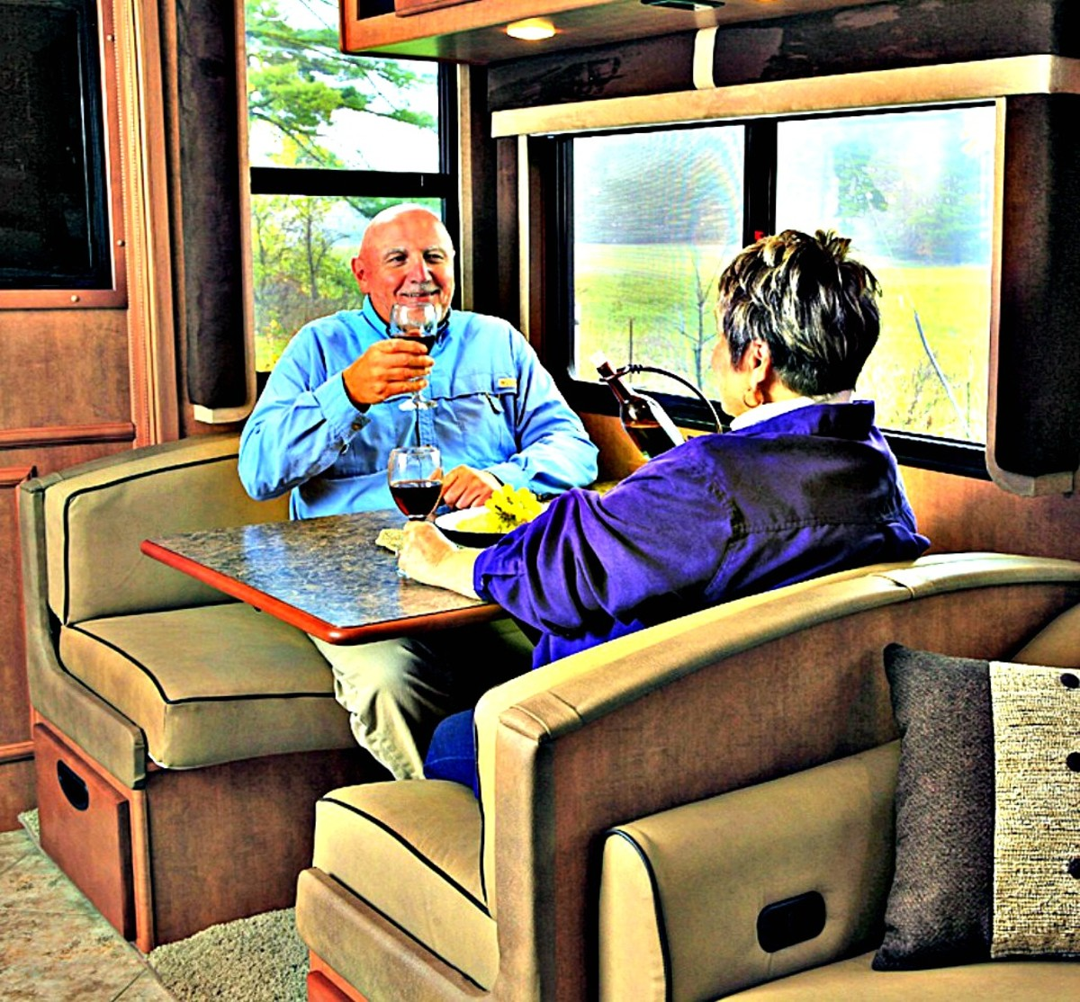 For some, moving to an RV provides money for extras they might not otherwise be able to enjoy.