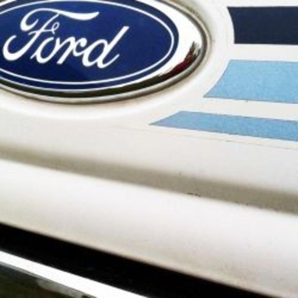 1994 Ford Econoline Conversion Van