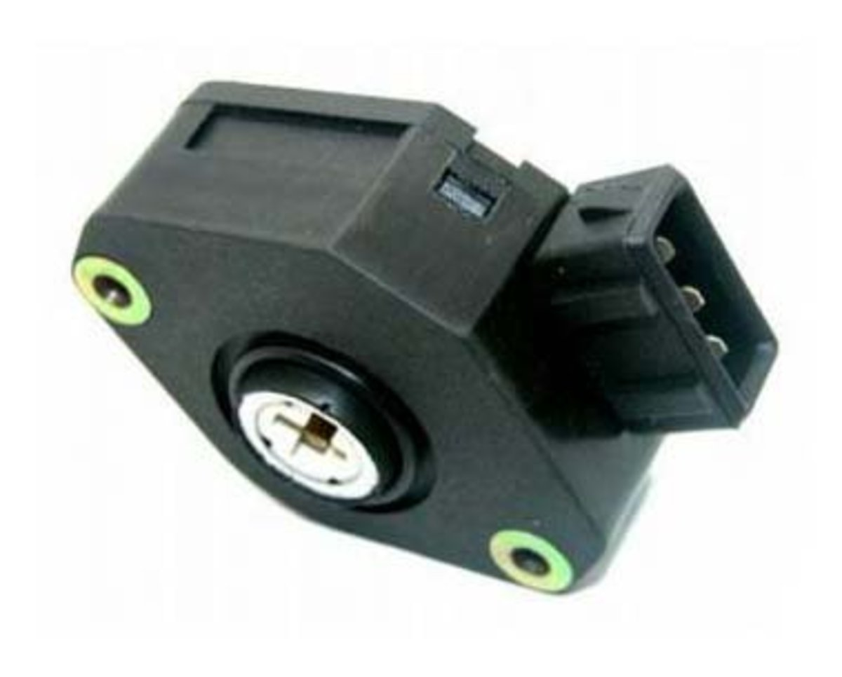 Throttle position sensor.
