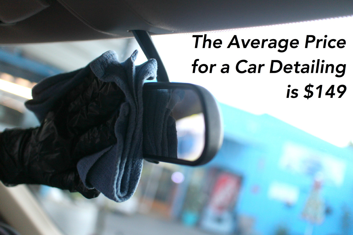 This information is based upon prices provided by several detailing companies. The location and size of your car will effect the price.