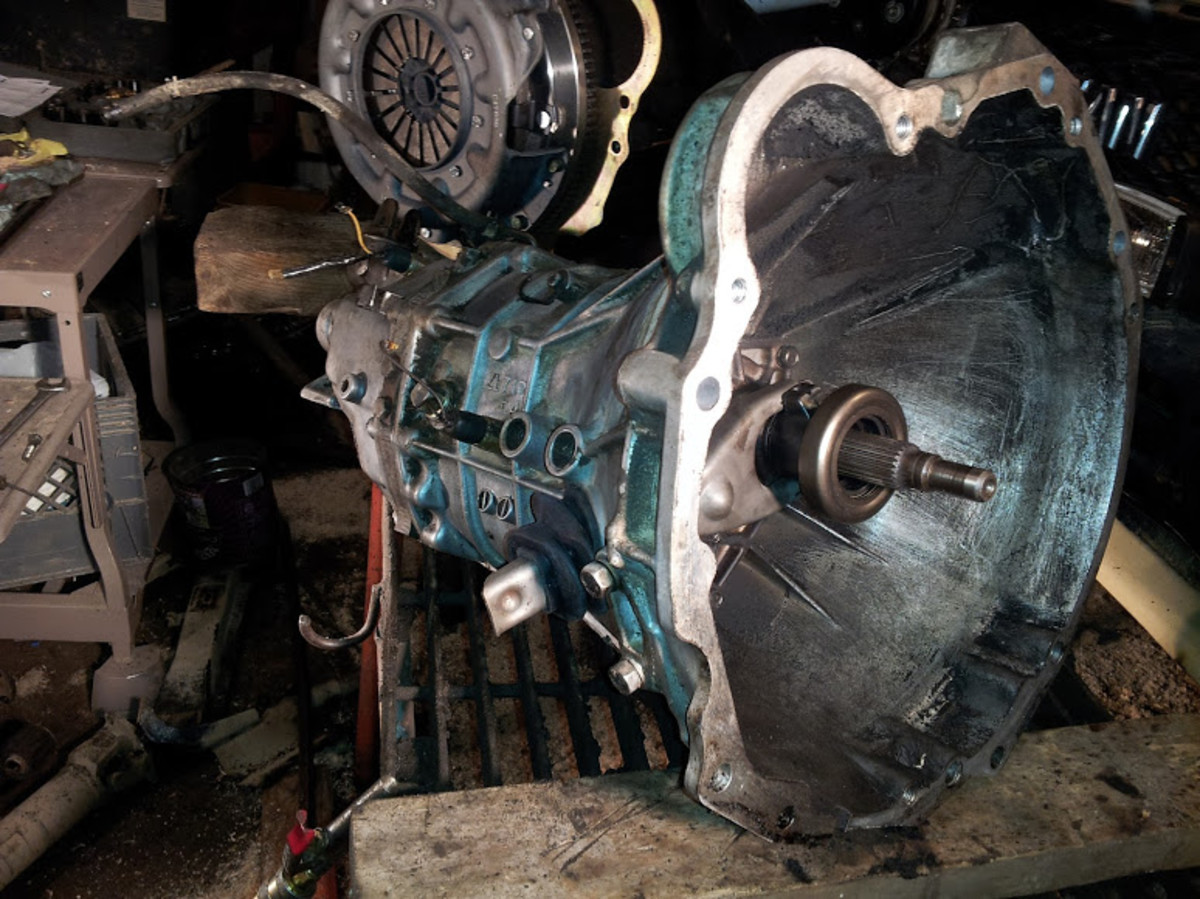 New clutch release bearing
