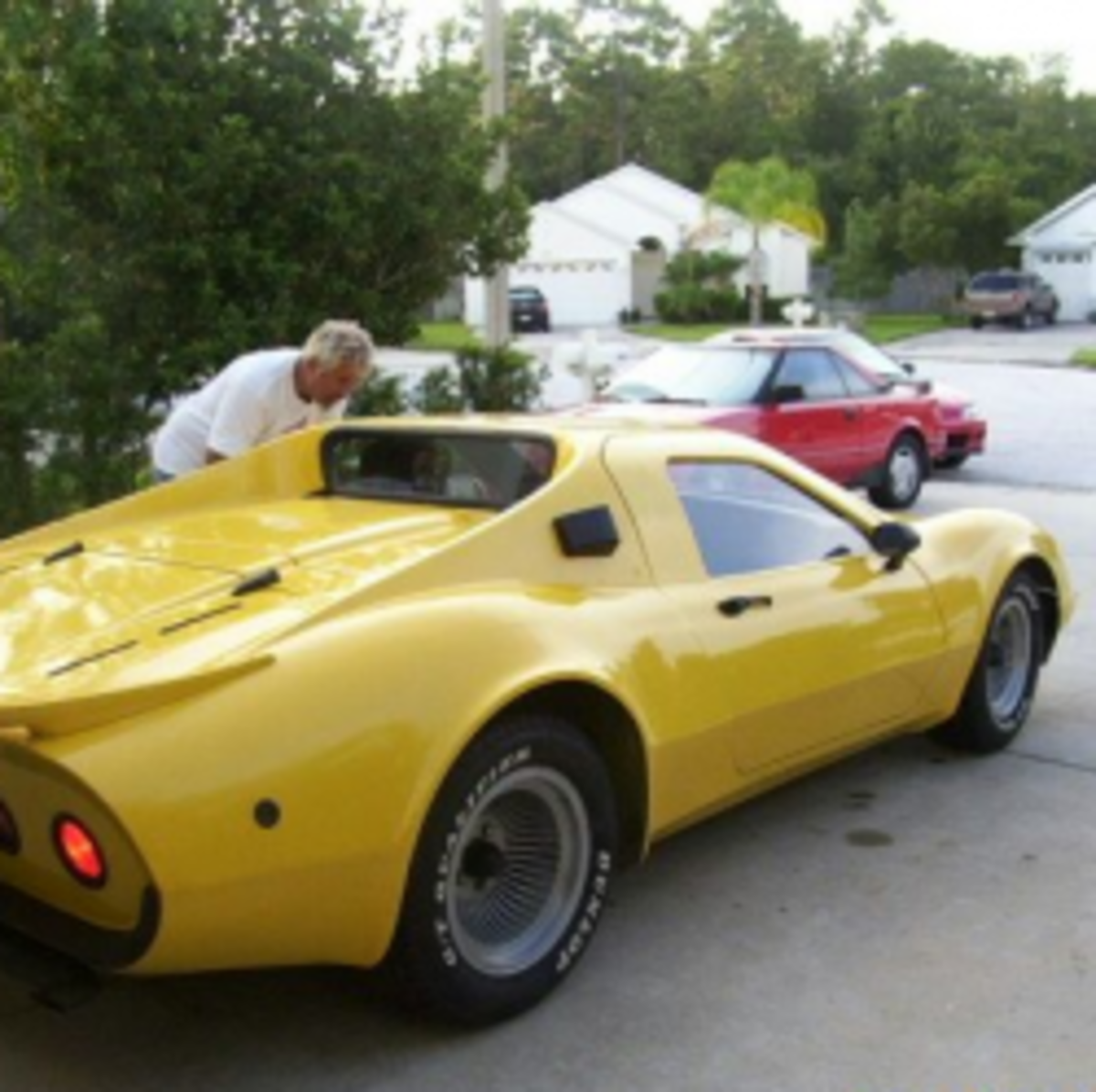 Kelmark GT Kit Car, Including Complete Instructions and Parts List