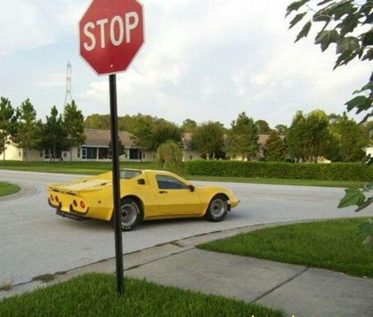 Kelmark GT test drive