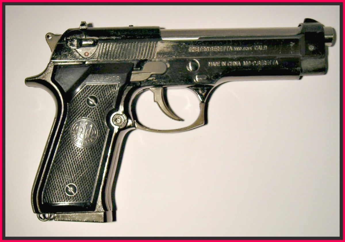 Learn about the legalities of carrying pistols when you travel.