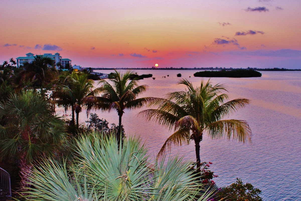 Key West, Florida should definitely be on your list of great RV road trip destinations.