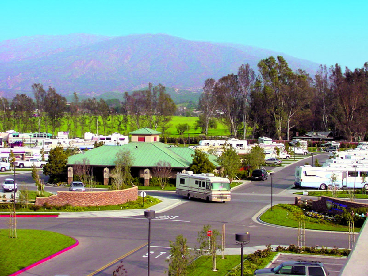 Every day camping facilities offer a wide variety of ways to visit them.