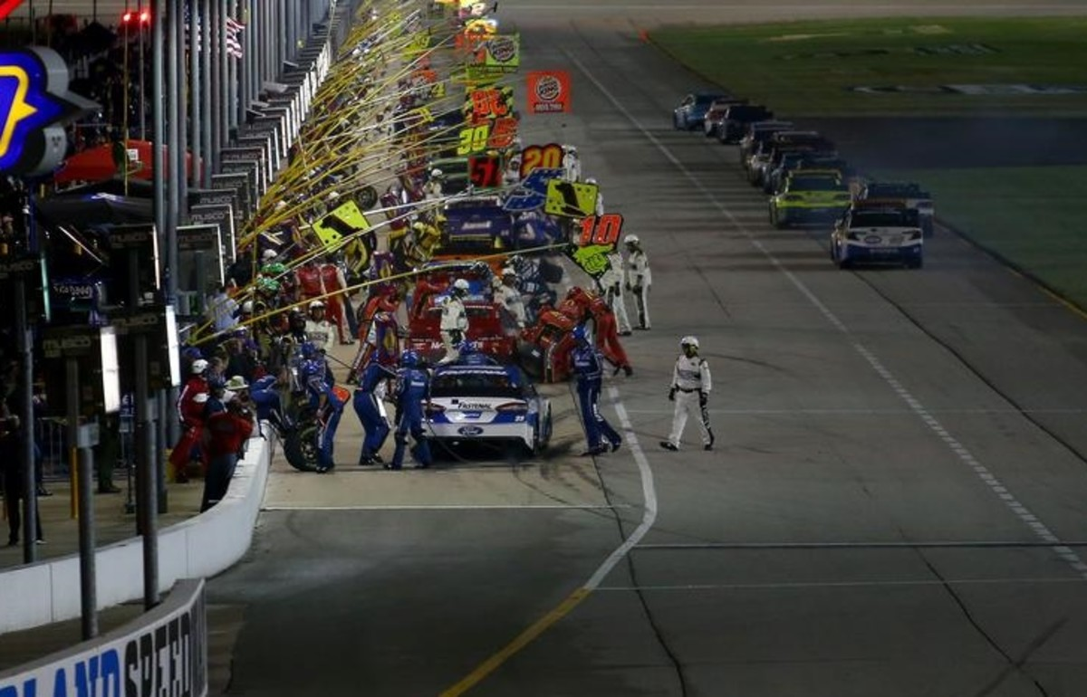 "Can all of these teams qualify for NASCAR's ""playoffs""? And would you want them to?"