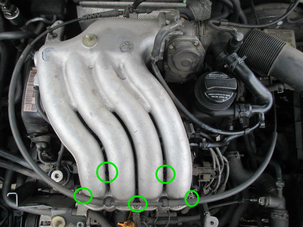How to Replace Leaking Valve Cover Gasket on 2.0L VW (MKIV Jetta, Golf,  GTI) - AxleAddict - A community of car lovers, enthusiasts, and mechanics  sharing our auto adviceAxleAddict