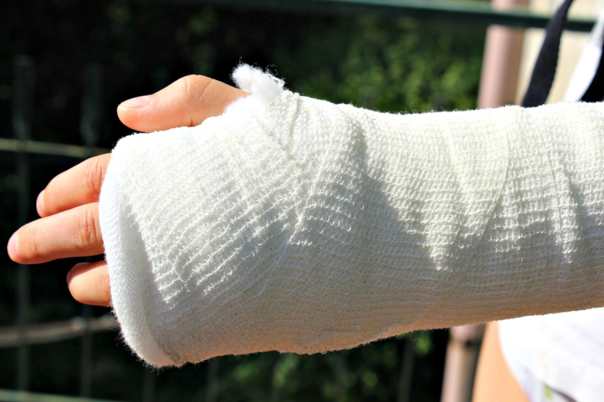 Injuries  are coomon for RV travelers and  owners.