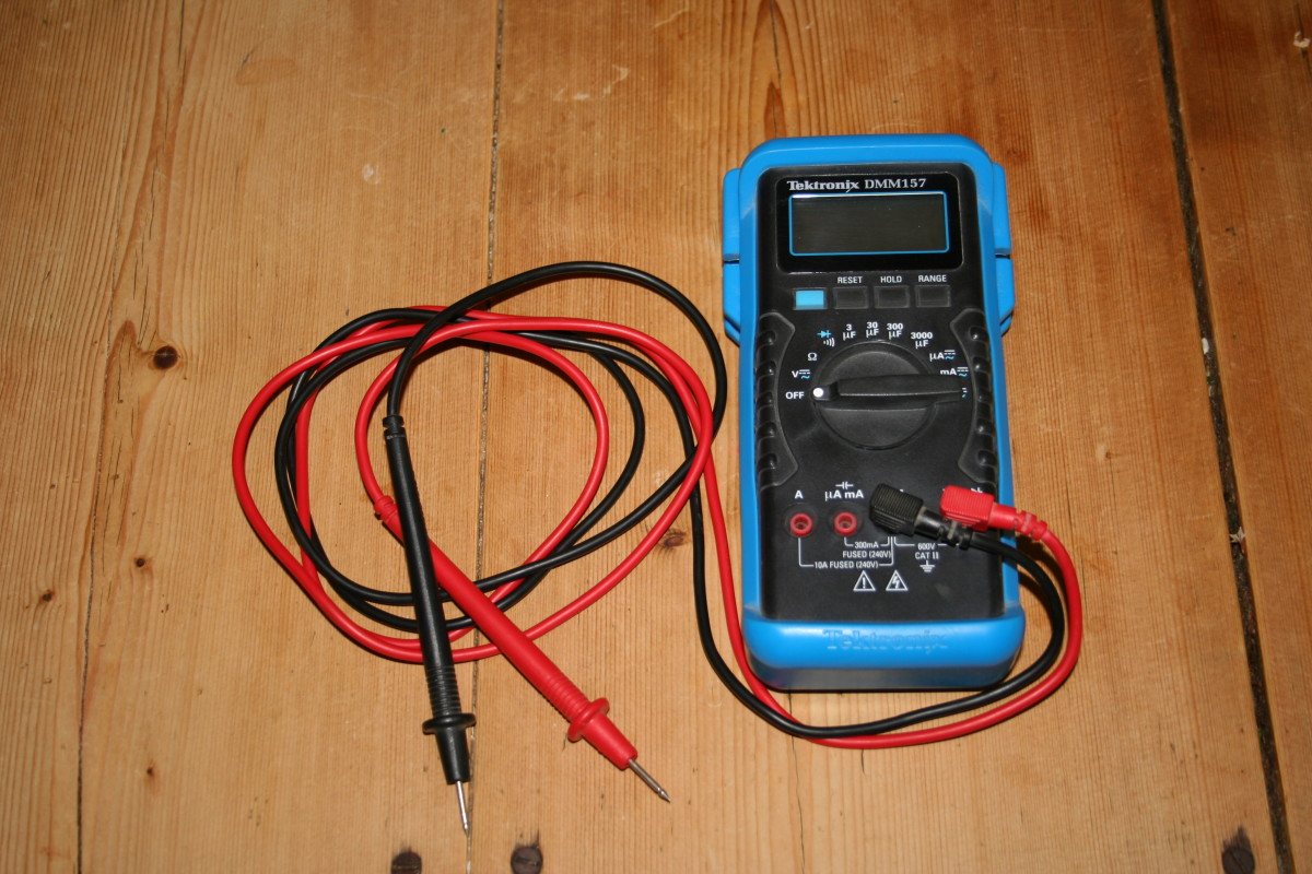 Use a digital multimeter to test your coolant temperature sensor.