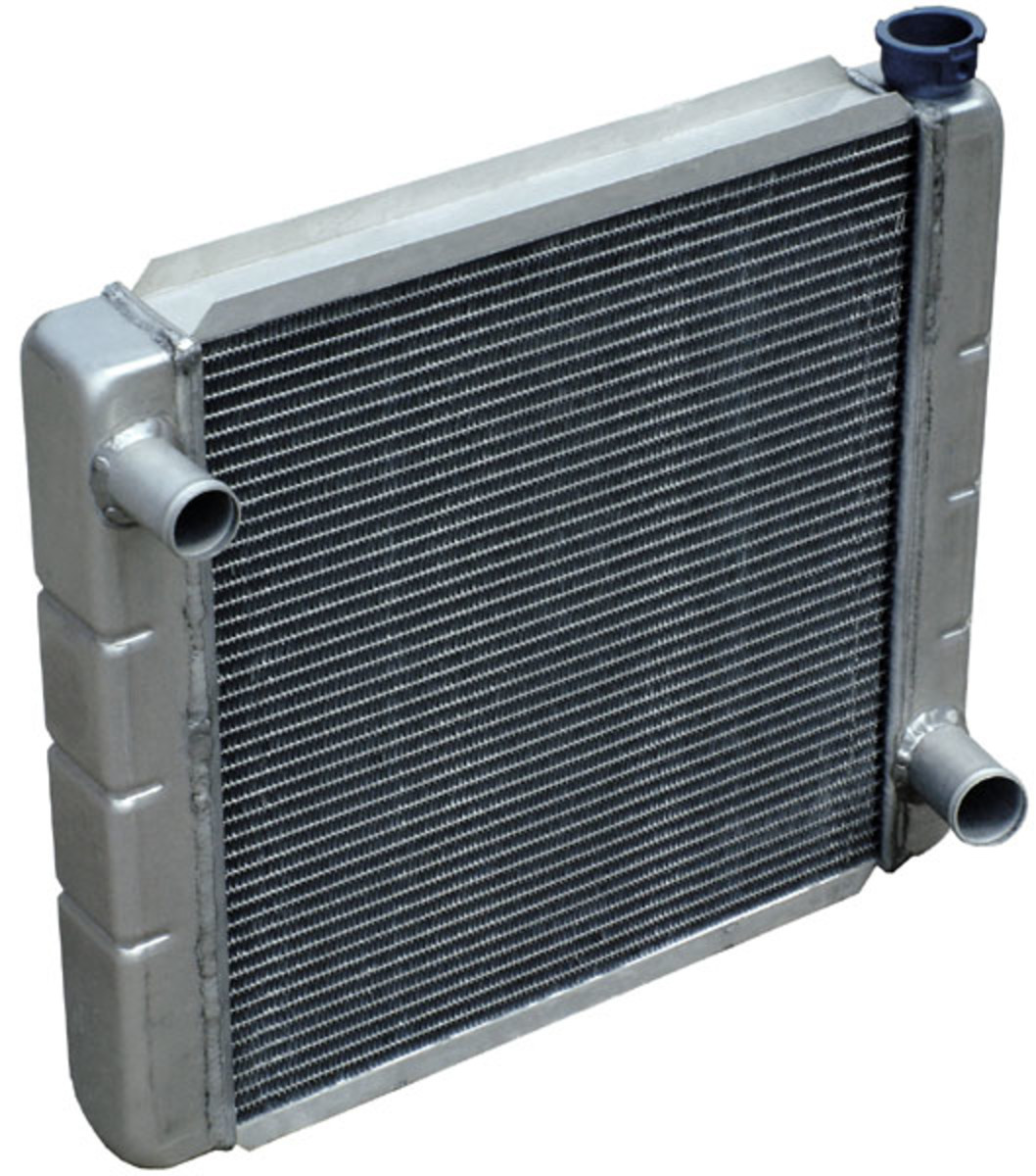A clogged radiator will prevent coolant circulation.