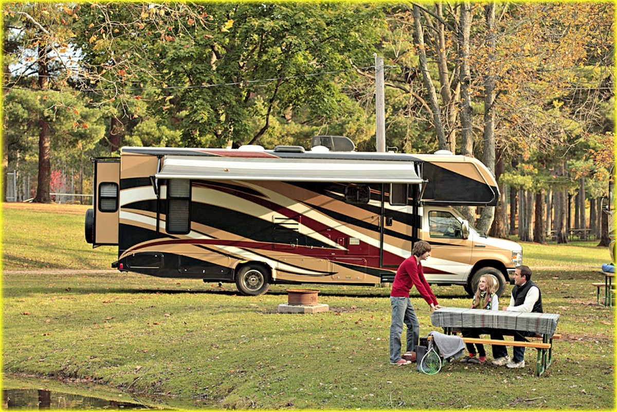 Know the financial risks before overspending to buy a recreational vehicle.