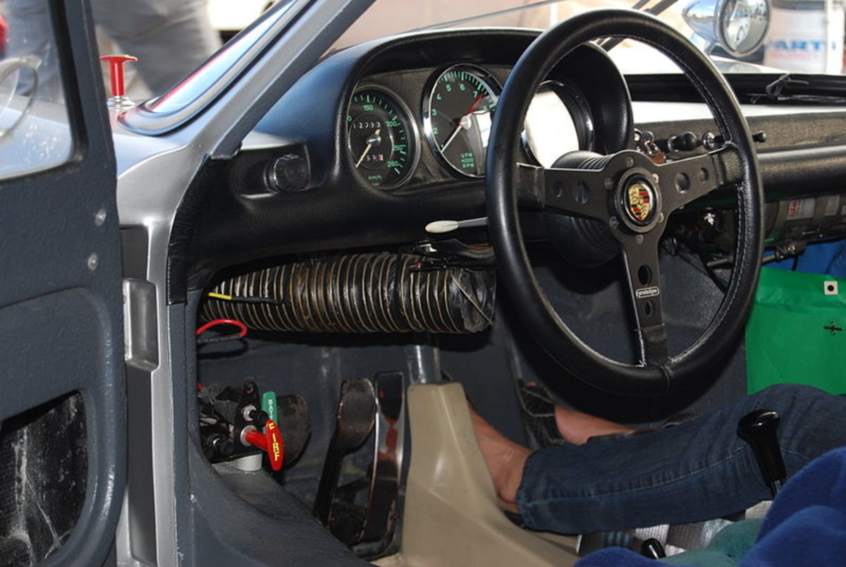 The turn signal flasher may be lcoated under the dashboard or inside the engine compartment.