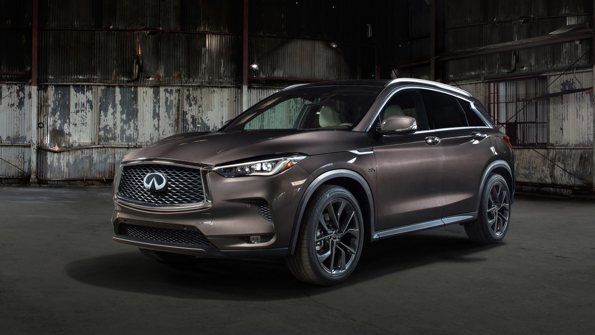 The 2019 Infiniti QX50—Solving the Gordian Knot
