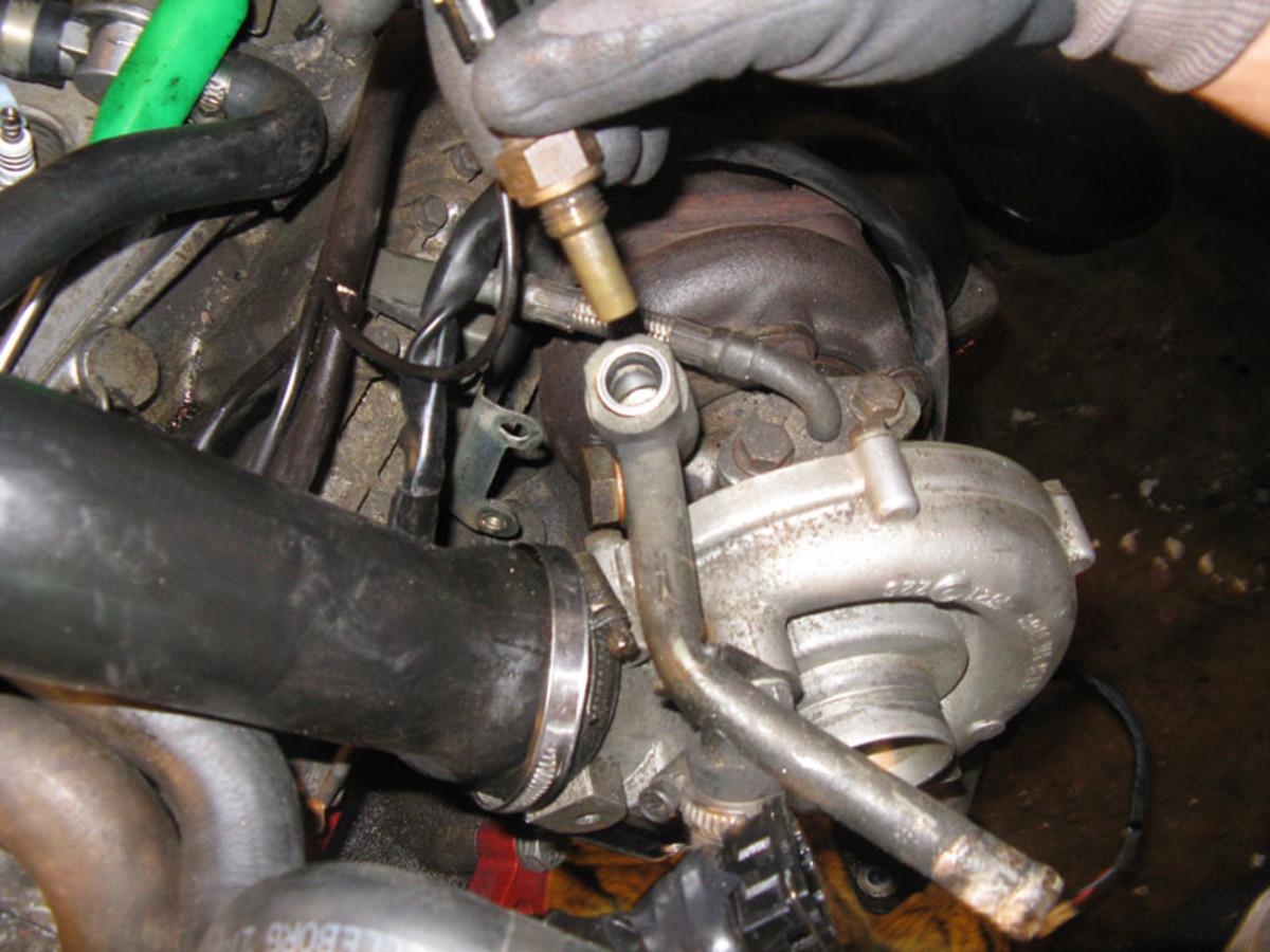 A turbo ECT.