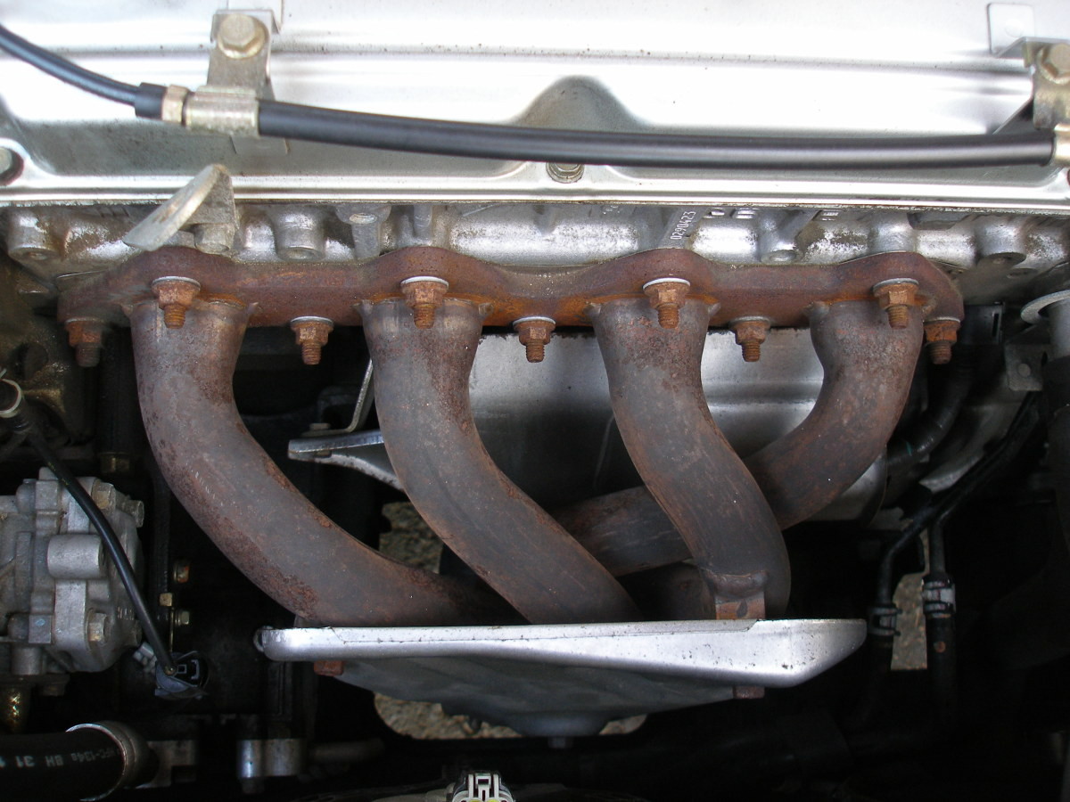 Check the exhaust system for backpressure.