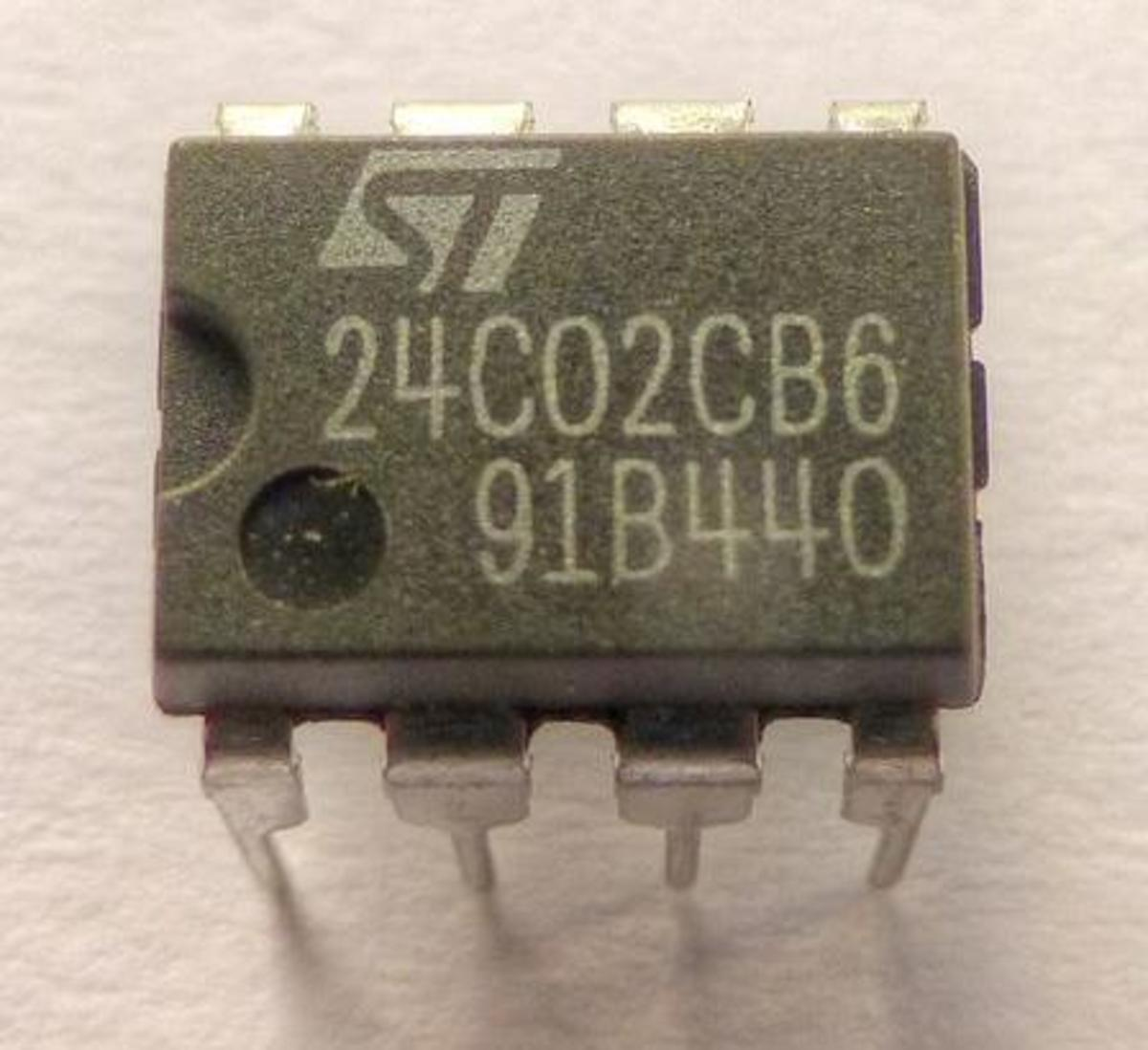 EEPROM reprogramming is required to rectify wrong parameters.