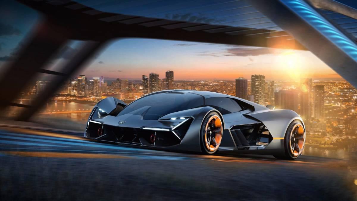 Concept: Lamborghini Terzo Millennio