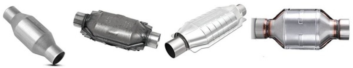 Different Types of Catalytic Converters