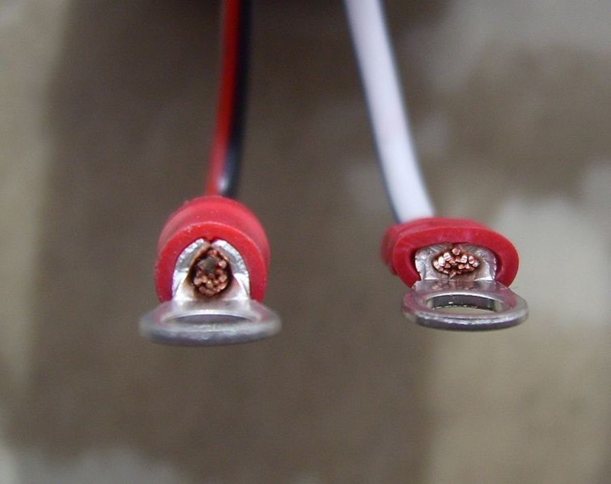 Check for good starter circuit connections.