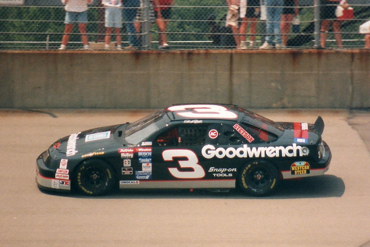 Dale Earnhardt's 1994 Car