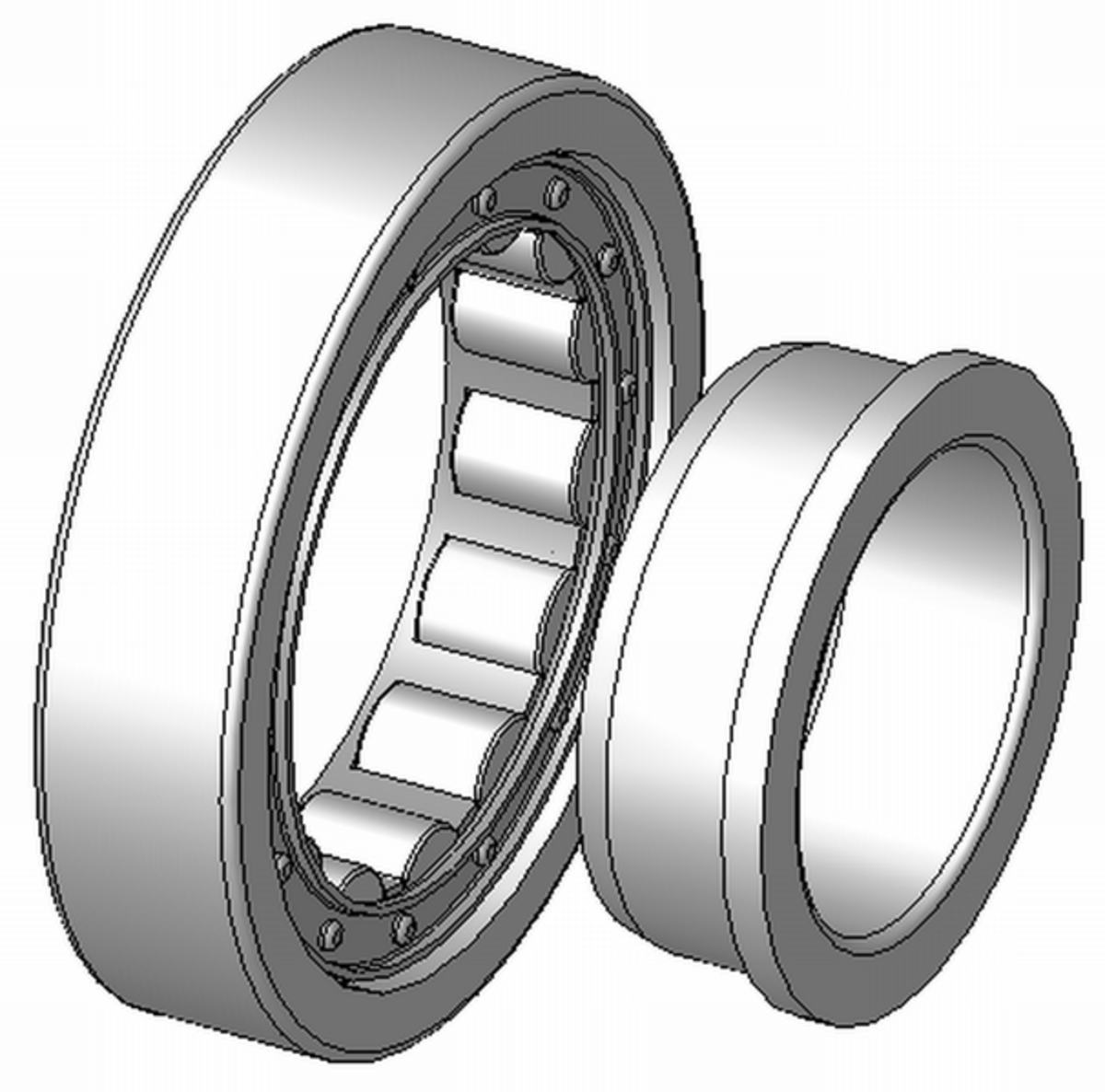 Worn transmission bearings are a frequent cause of transmission noise.