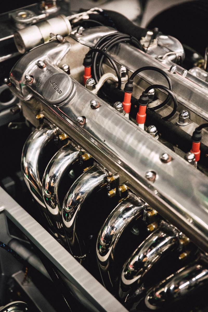 Check for intake gasket leaks or other vacuum leaks.