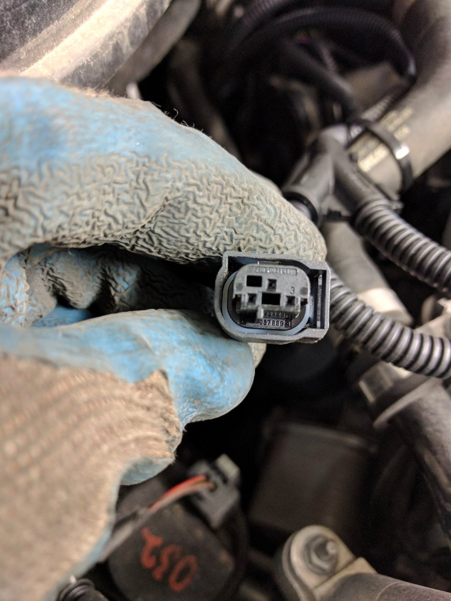 Test your MAP sensor.