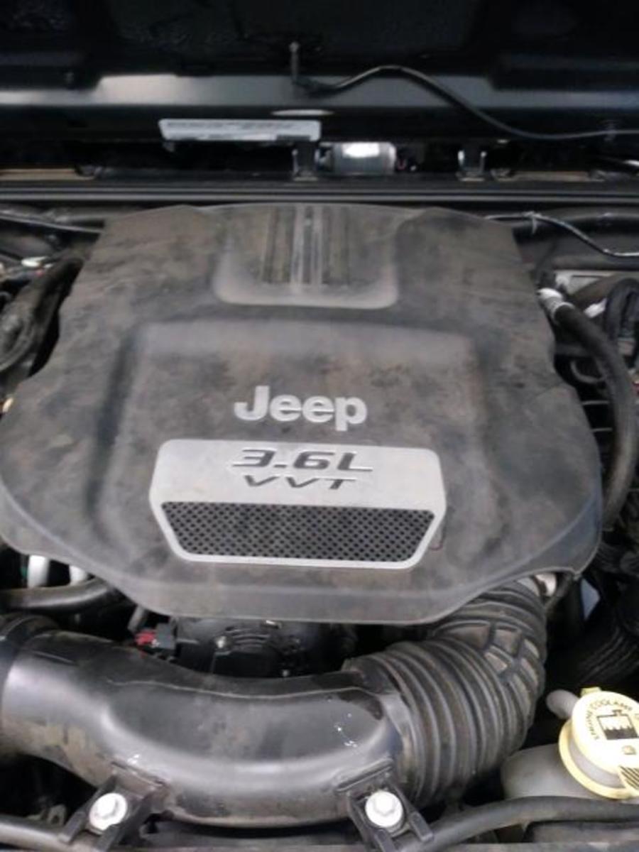 3.6L Pentastar Engine