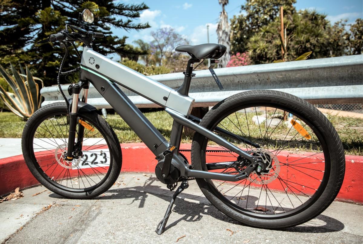 加油液最佳远程踏板辅助电动自行车