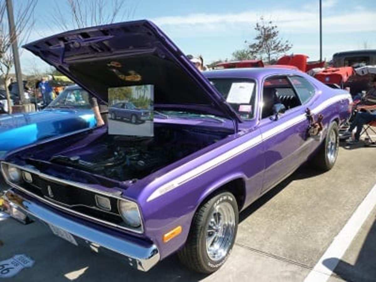 In 7th annual Towne Lake car show