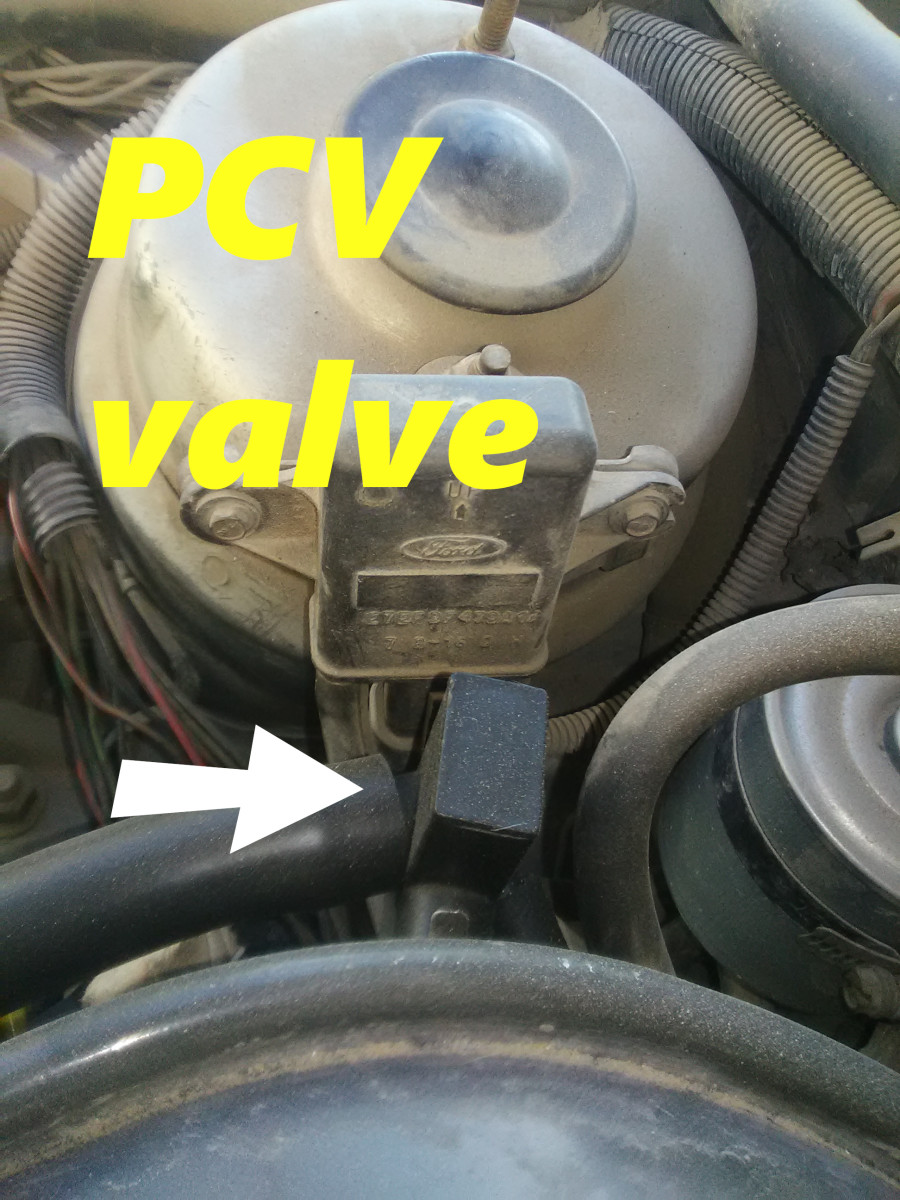 If the PCV valve sticks open, it may cause the engine to stall.