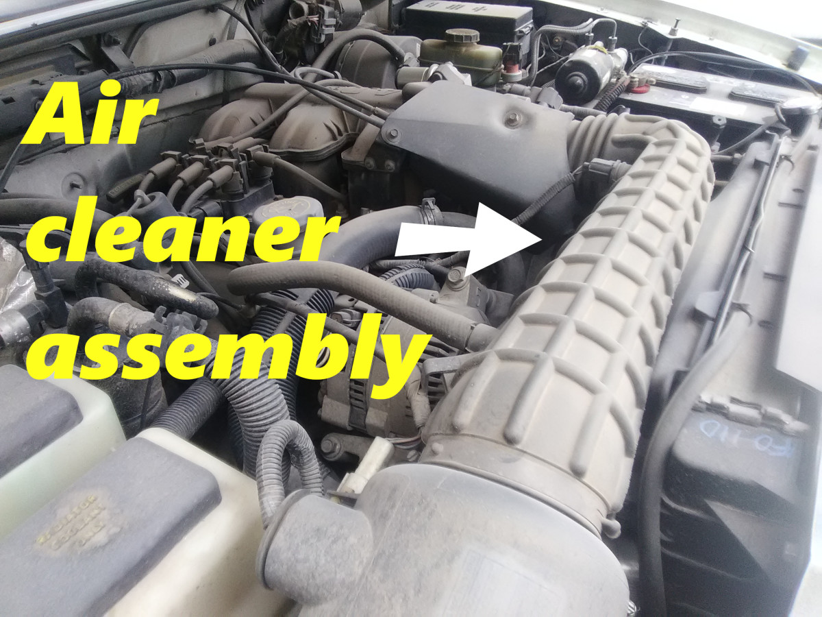 A clogged air filter can also cause an engine to stall.