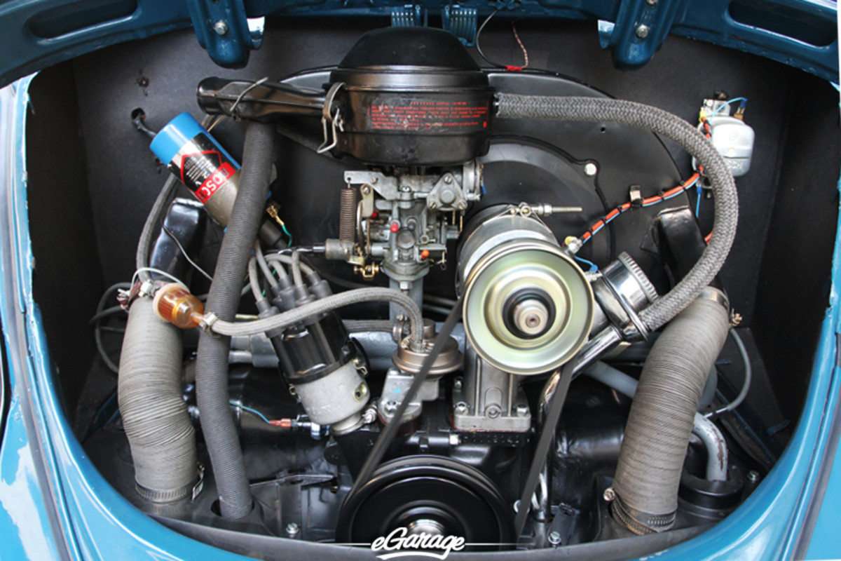 Type 1 Beetle Air Cooled Engine