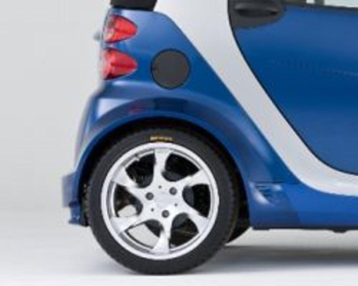Smart Car Body Kits