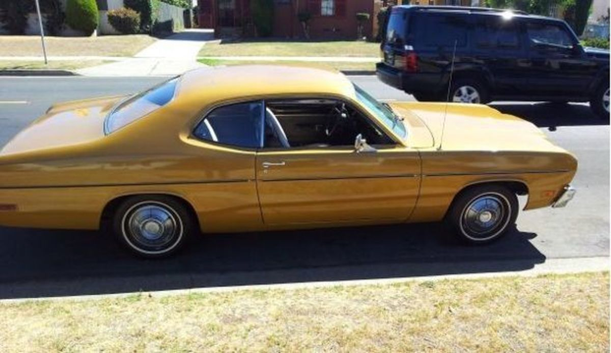 '71 Slant Six Duster for sale in Stockton
