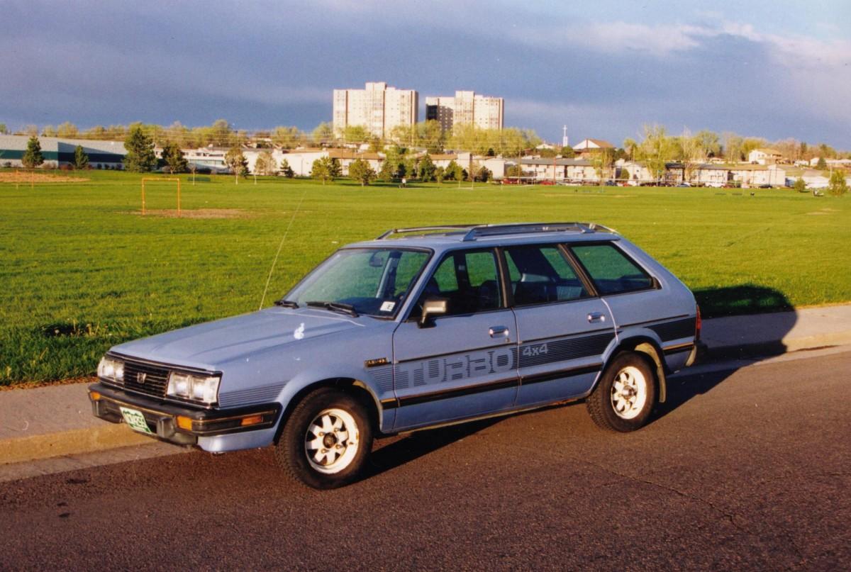 1983 Subaru