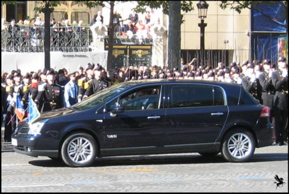 Presidential Renault Vel Satis