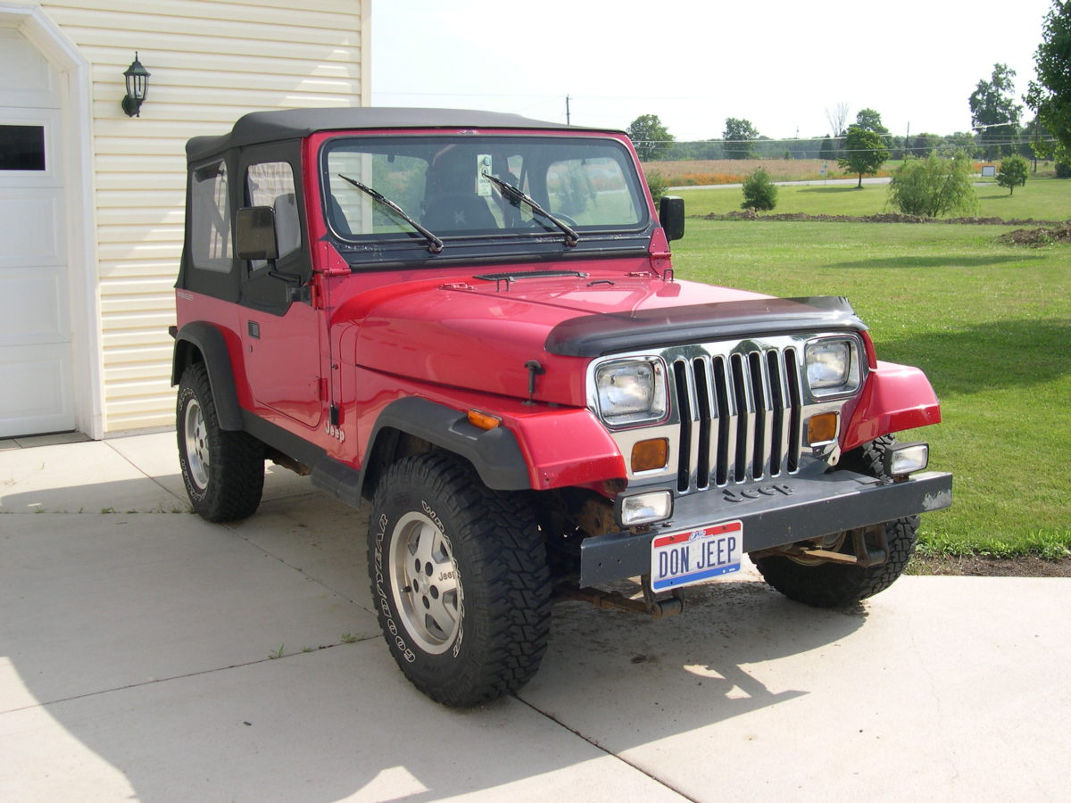 Jeep Wrangler YJs are finally starting to become more affordable in the used vehicle market.