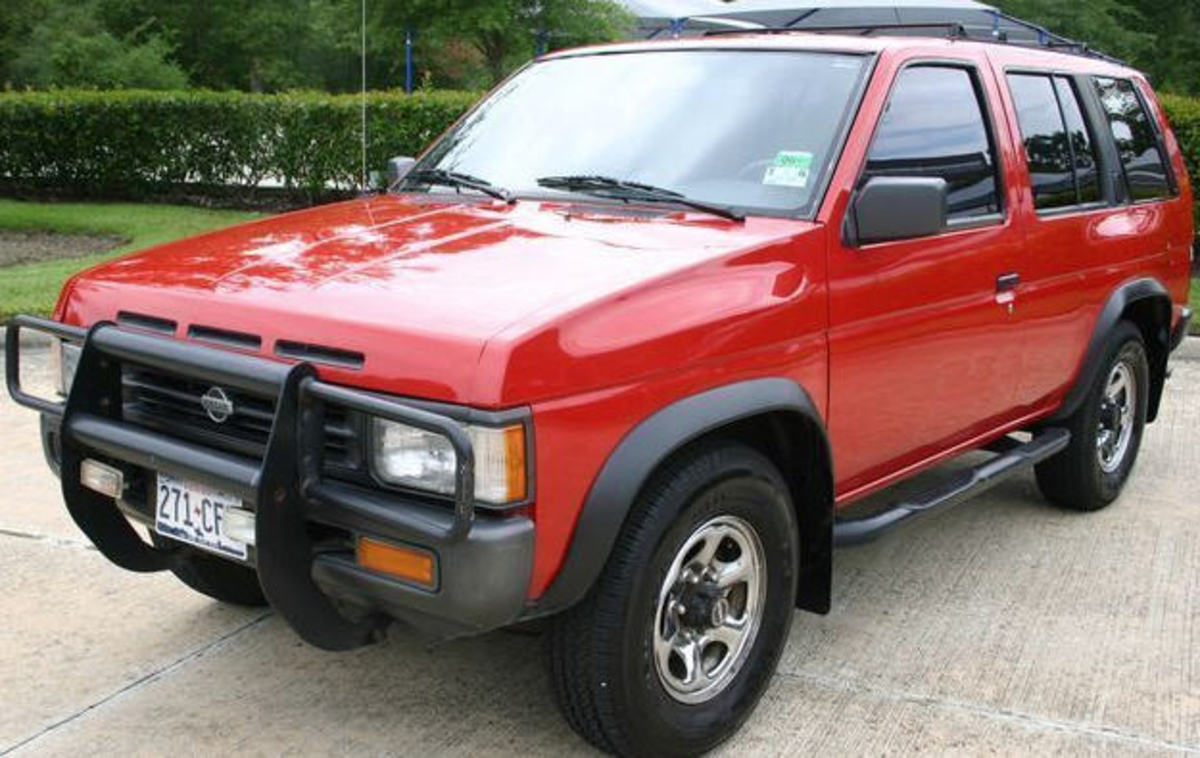 Nissan Pathfinders tend to be relatively affordable, but it can be difficult to find support for any aftermarket modifications.