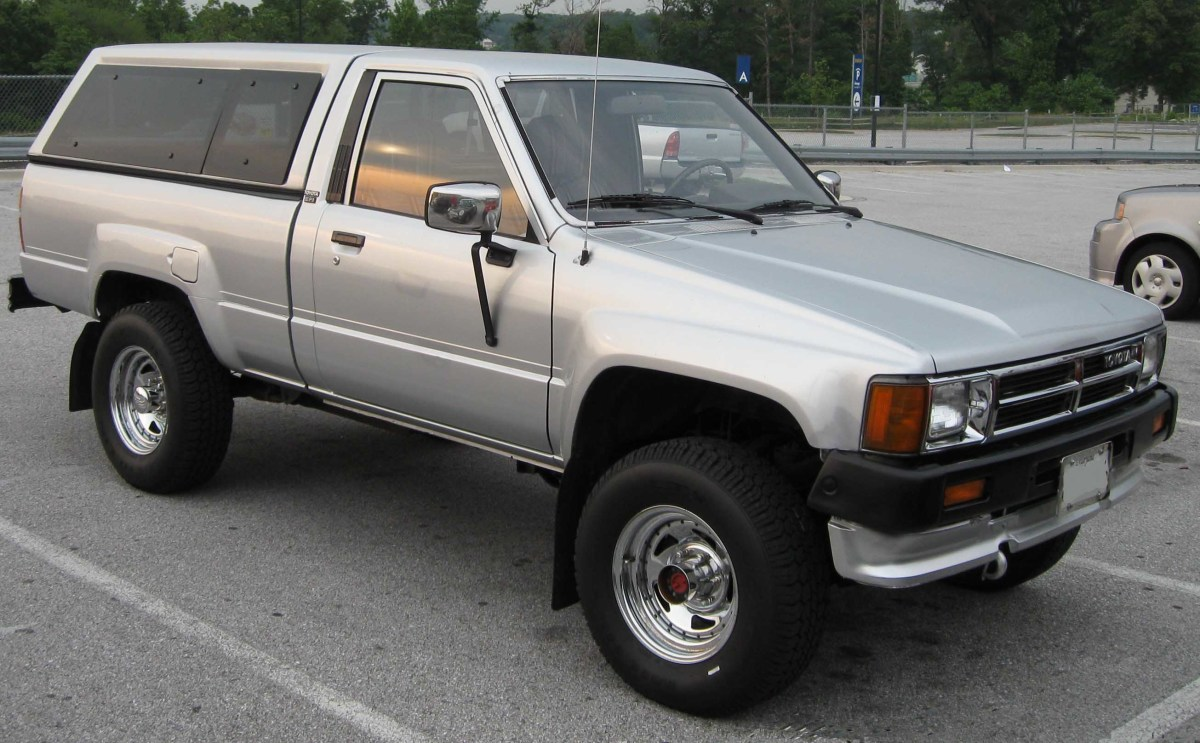 Toyota pickups consistently deliver both quality and longevity.
