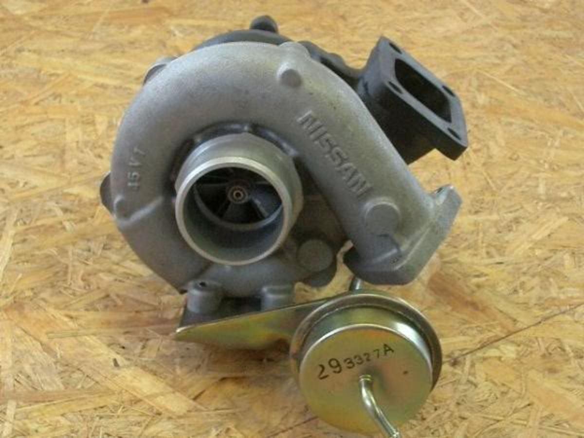 RB25DET OEM Turbocharger
