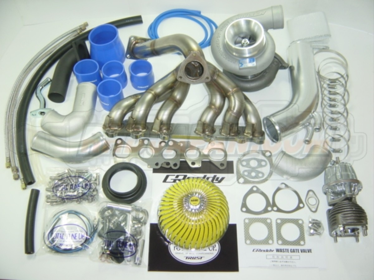 Trust TD06 20G turbo kit