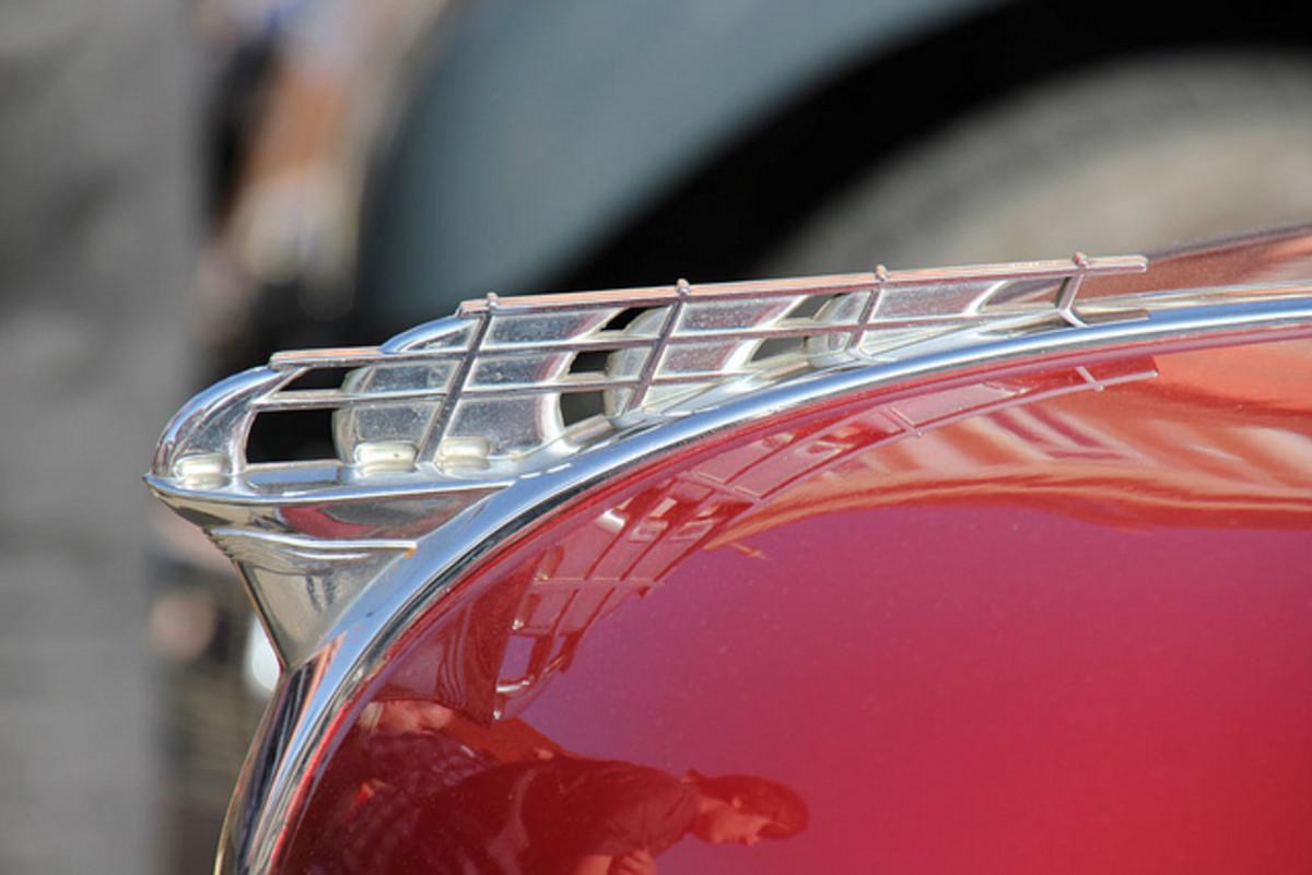 1950 Plymouth Woody Wagon
