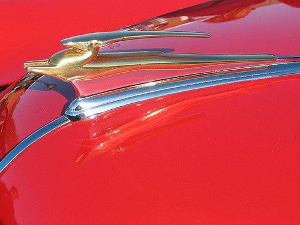 "The 1950s ""Impala"" Motif"